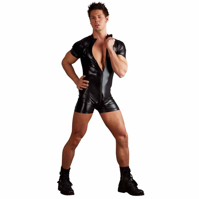 Latex Rubber Be Customized Good Body Sexy Men Lingerie -6873