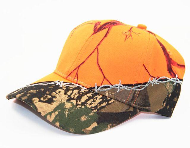 Arancione Cap Mens Esercito Militare Camo Cap Escursione di Campeggio di  Caccia Camuffamento Cappelli Unisex Caccia. Posiziona il mouse sopra per  ingrandire a64ec14cf038