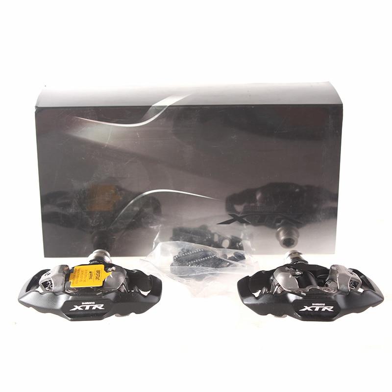 Shimano PD M9020 самоблокирующимся SPD Педали для автомобиля MTB Компоненты использует для Велосипедный Спорт Гонки Горный велосипед Запчасти