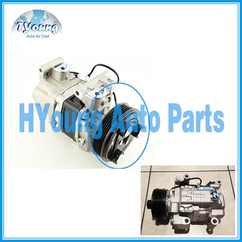 Enthusiastic Clutch Car Ac Compressor Clutch For Mazda 3/ 5 2005-2010 H12a1aj4ez J5020027 Cc29-61-k00e Pv5 115 Mm Air Conditioning & Heat A/c Compressor & Clutch
