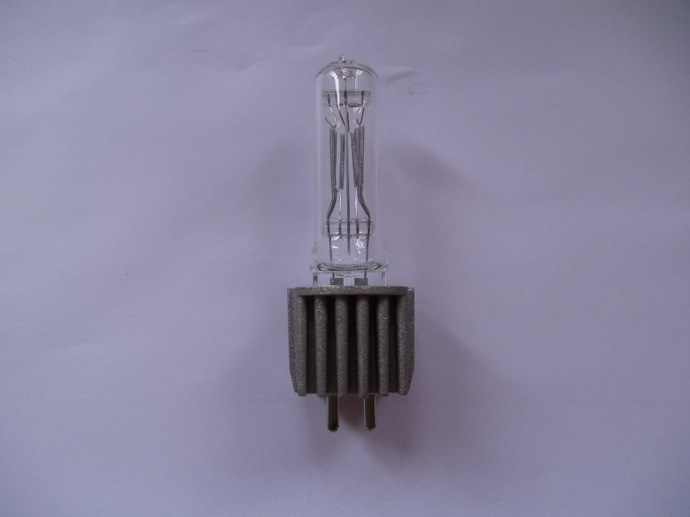 2017  Free shipping HPL 750W Watt GX9.5 115V Stage Lamp Light Bulb Halogen|stage lamp|stage lighting bulbs|stage lighting lamps - title=