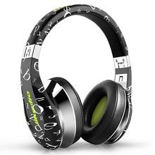Bluedio A (Air) Auriculares Bluetooth 4.1 de Diadema Flexibles con Sonido Estéreo 3D y Micrófono Incorporado