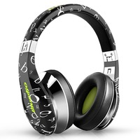 Bluedio Um (Ar) Moda Auscultadores Sem Fios Bluetooth com Microfone, HD Diafragma, Twistable Cabeça, 3D Surround Sound headset