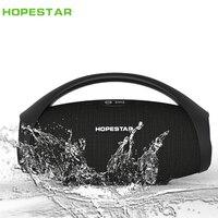 HOPESTAR H32 Portable bluetooth speaker wireless outdoor waterproof IPX6 mini speakers big power 10W Column boombox music FM TF