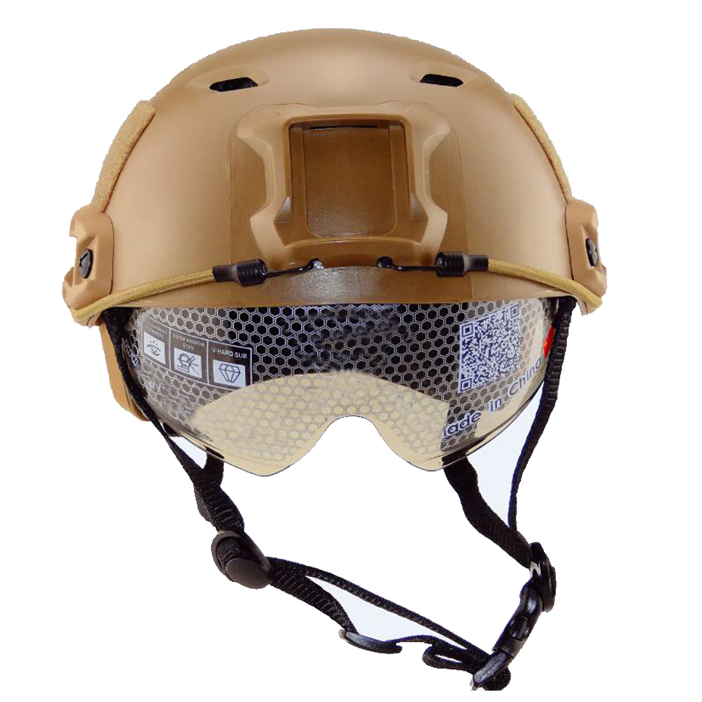 Tactical Helmet Fast BJ type Outdoor Sports Airsoft Paintball Protective Gear