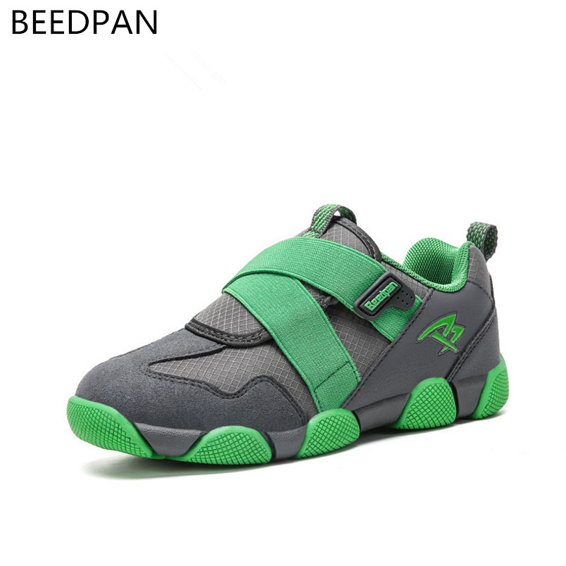 Beedpan New Brand Kids Shoes Boys Spring Casual Autumn Children Shoes Boys And Girls Leather Shoes Fashion Baby Toddler Sneakers 2017 babyfeet spring and autumn children sneakers baby girls child toddler shoes breathable fashion pu leather boys sports shoes