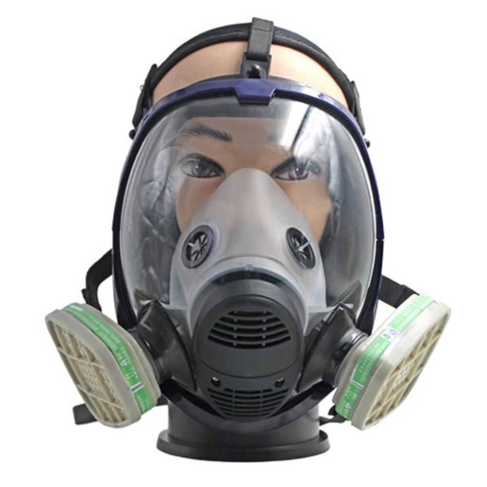 Fire Respirators Back To Search Resultssecurity & Protection 7502 17tc Respirator Half Facepiece Reusable Respirator Mask Ammonia Methylamine Organic Vapor Cartridges Filters
