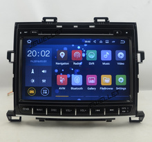 Octa core ips экран Android 9,0 автомобиль DVD GPS радио навигация для Toyota Alphard Vellfire 2008-2014