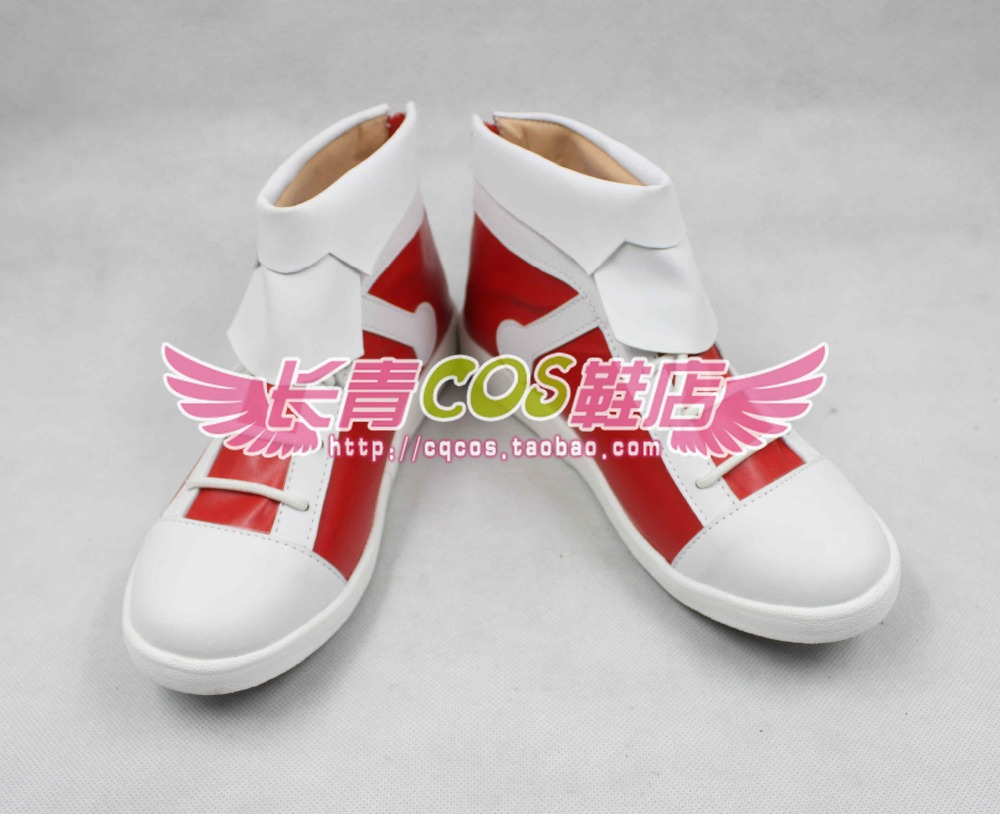 Detective Conan Case Closed  Cosplay Boots customize any size high