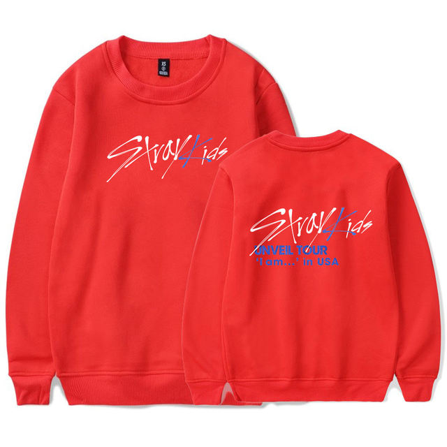 STRAY KIDS MIROH SWEATSHIRT (15 VARIAN)