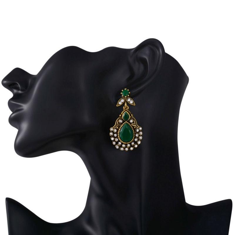 Աֆրիկյան սև խաղողի բերքահավաքի - Նորաձև զարդեր - Լուսանկար 5