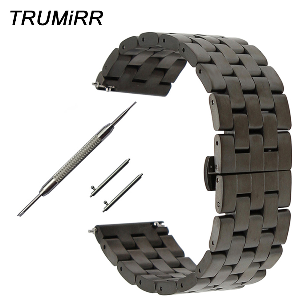 Stainless Steel Watch Band Quick Release 20mm 22mm for Diesel