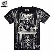 Männer 3D T-shirt Männer Baumwolle 3D t Shirt Kurzarm Marke kleidung Neue 2016 Gedruckt Männer Casual t-shirt männlichen XXXL Entwickelt Shirts