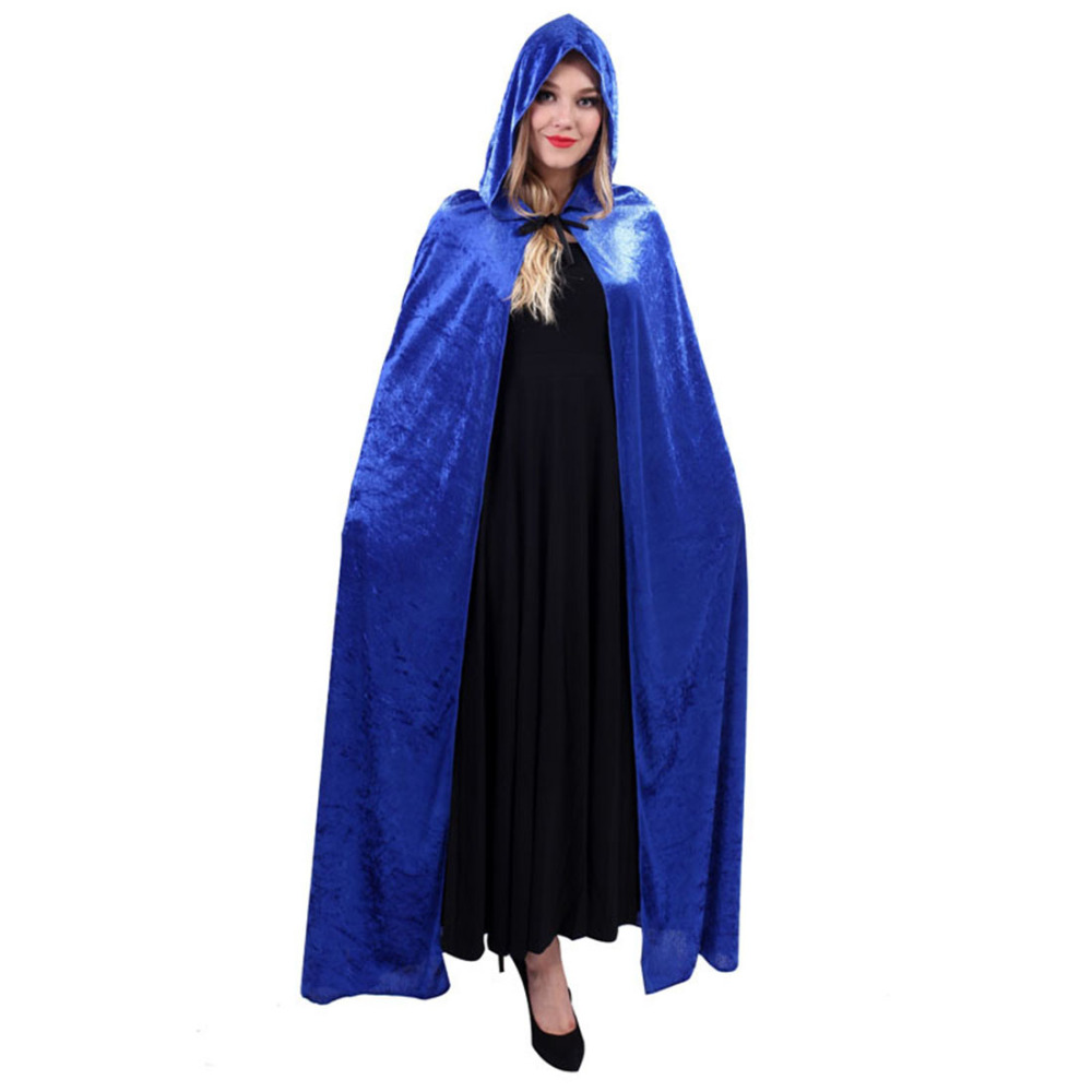 Aliexpress.com : Buy Witch Costume The Death Costume Magician Long ...
