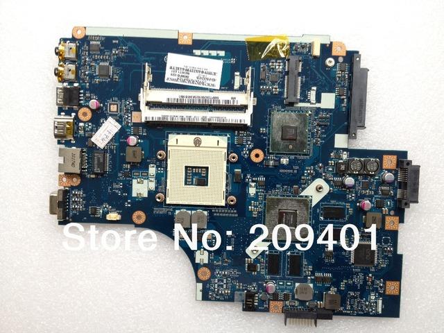 Para acer 5742 5742g la-5893p mbptd02001 hm55 laptop motherboard ddr3 100% testado frete grátis