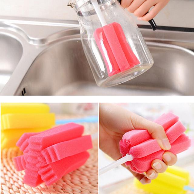 Sponge Brush For Wineglass