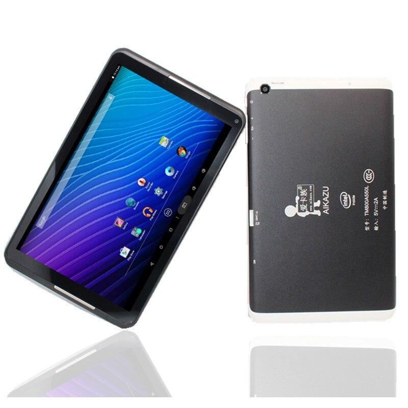 8 pouces 1 GB + 16 GO Android 5.0 TM800 Intel Atom Z3735G Tablet Pc Quad Core double Caméra Wifi gps g-capteur Bluetooth IPS 800x1280
