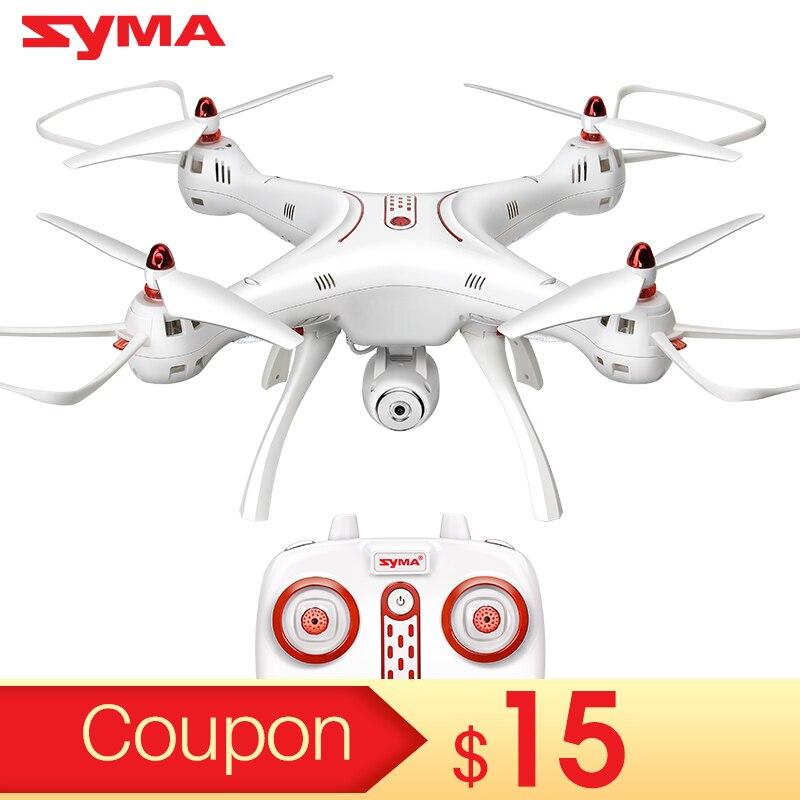 SYMA Officielles Avec HD Caméra X8SC RC Drone 2MP 4CH Télécommande Dron RC Hélicoptère Fixe Haute Quadcopter Aéronefs Drones