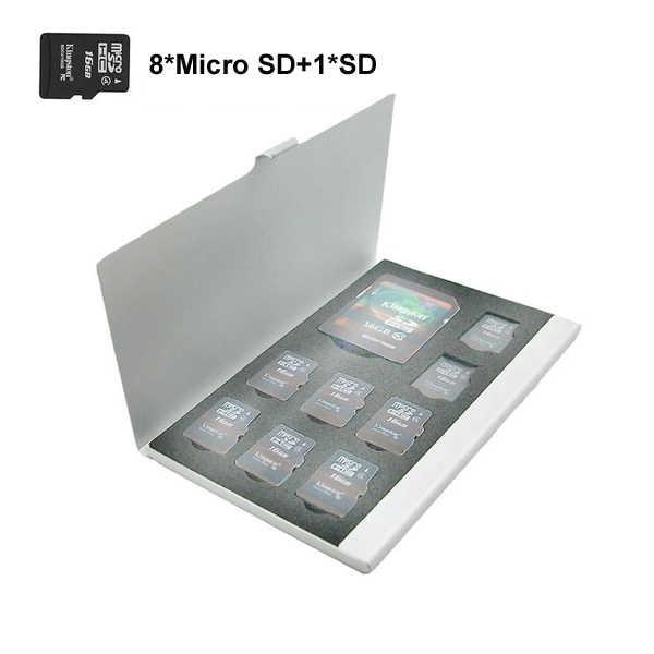 Все в одном держателе для карт памяти чехол для карт памяти microSD
