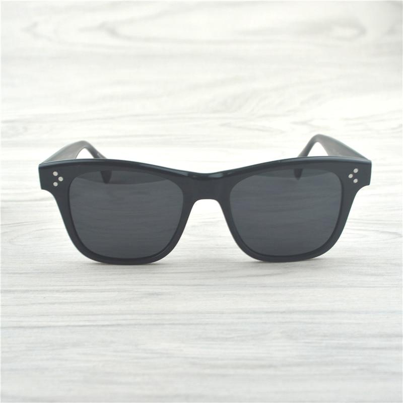 Jack Huston lunettes de soleil surdimensionnées 2019 Sexy mode lunettes de soleil marque femme rétro carré bouclier lunettes de luxe hommes nuances OV5302