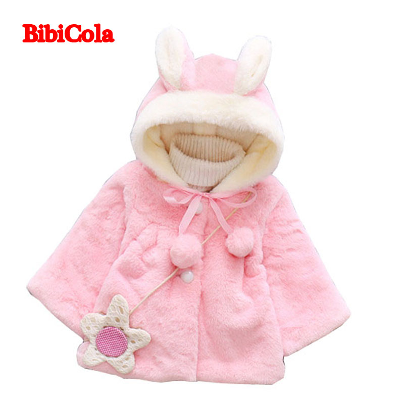 6af88bb91 BibiCola Spring Sutumn Baby Girl Jackets Girls Outerwear Coats ...