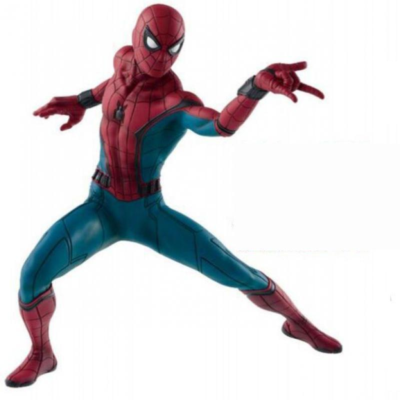 Spider-man: Homecoming Movie Figures Action & Toy Figures One Piece Action Figure Pvc Figures Model