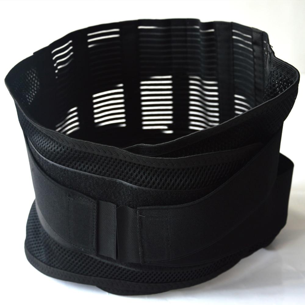 Image 2 - Women Men's Orthopedic Posture Back Belt Correction Abdominal XXL Elastic Corset Back Lumbar Brace Support Belt Waist Belt Y015-in Braces & Supports from Beauty & Health
