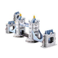 Toren Brug van Londen 3D puzzel lepin technic pokeball beyblade ninjago duplo tsum stikeez puppy patrol orbeez dron een stuk