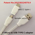 USB 3.0/3.1 TYPE-C adapter Charging & data sync Applicable to micro usb cable 2m asamsung galaxy tab 2 charger magnetic cable