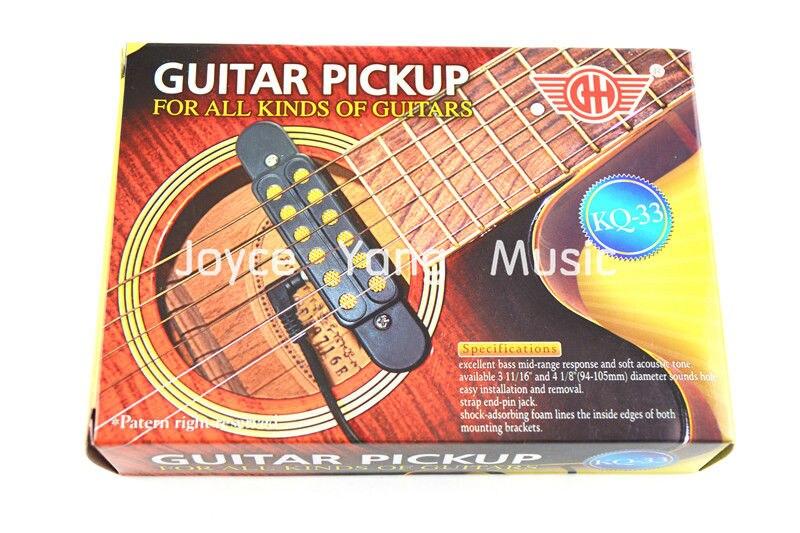QH KQ 33 Akustische Gitarre Pickup Draht Kann Separtate Pickup Und ...