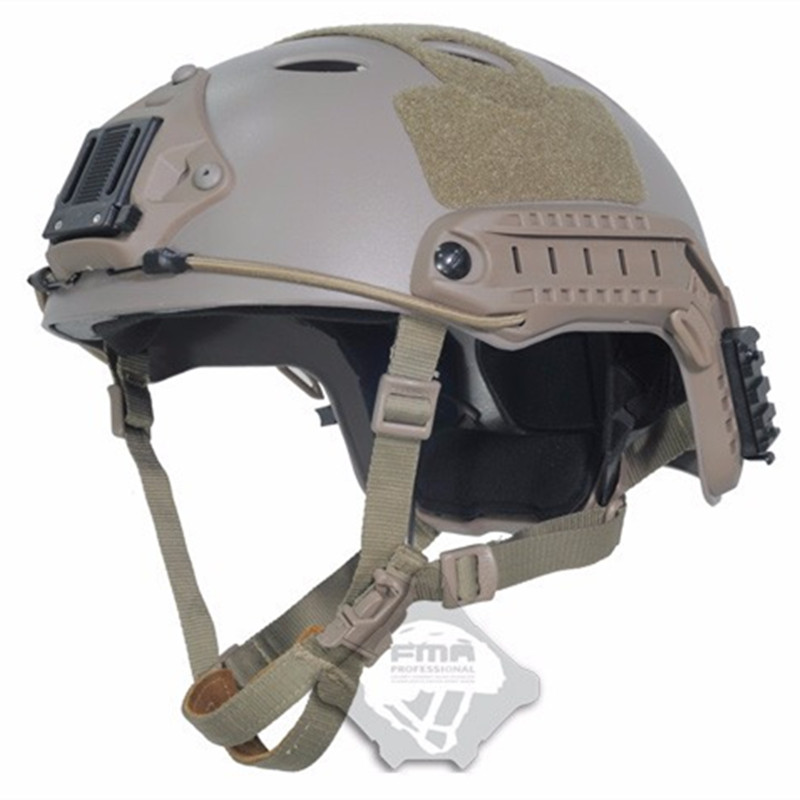 ФОТО Sports Helmets TB-FMA Fast Base Junp Military Helmet Head Protector Equipment Airsoft Wargame Paintball Field Free Shipping