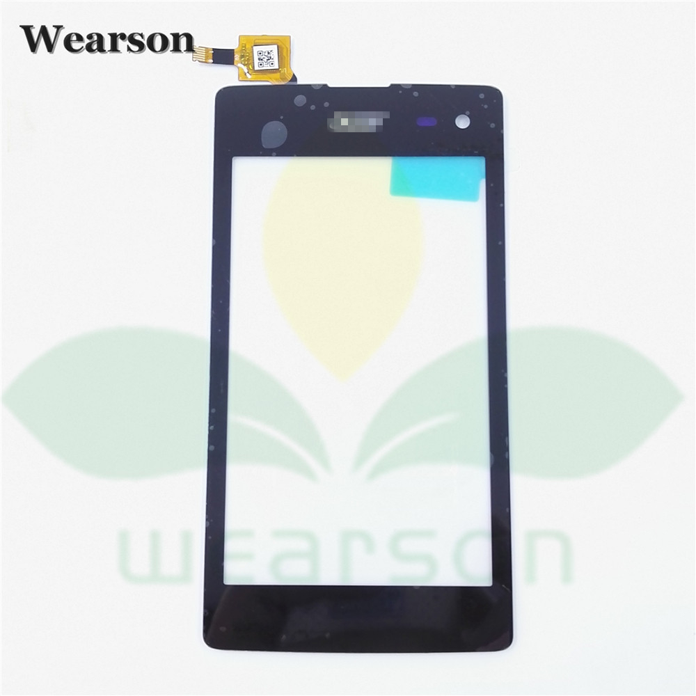 For Acer Liquid Z220 M220 Touch Panel Original Z220 Touch Screen Digitizer Free Shipping With Tracking
