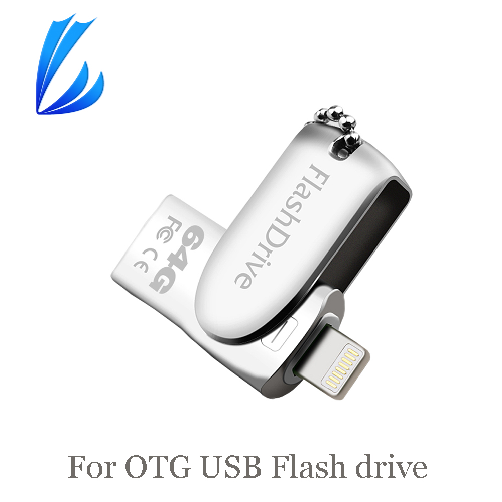 LL TRADER 32 64 GB For IOS i Flash Drive For iPhone iPad Android USB 2