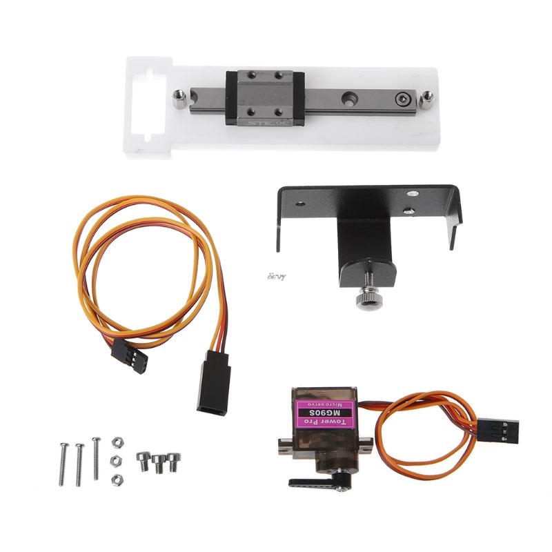 Ziehen Modul Kit Set Für Eleksmaker EleksLaser Gravur Maschine Komponenten Zeichnung Handschrift Simulation Anpassung