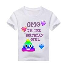 Emoji T Shirt Birthday Personalized ShirtChina