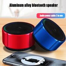 Haut parleur Bluetooth sans fil Portable avec Microphone Radio musique jouer Support TF carte haut parleurs pour iPhone Huawei Xiaomi