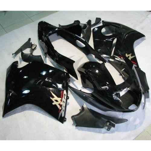 INJECTION Fairing Bodywork Kit For Honda CBR1100XX Blackbird 1997-2007 04 05 06 hot sales cbr 1100 xx 96 07 body kit for honda cbr1100xx 1100 blackbird 1996 2007 blue motorcycle fairings injection molding