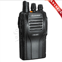 Wouxun KG 833 walky talky without keyboard no Display 1300mAh battery handheld walkie talkie