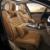 Estilo de Costura de felpa Cojín 3D Fundas de Asiento de Coche de Invierno Mantener Caliente Car-Styling Para Lincoln MKX MKT MKS MKC
