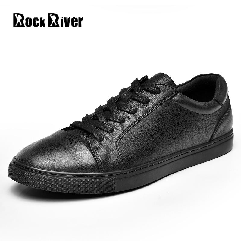 2018 Spring Genuine Leather Men Casual Shoes High Quality Handmade Leather Shoes Men Black Lace-up Flat Men Shoes Moccasins high quality genuine leather men shoes lace up casual shoes handmade driving shoes flats loafers for men oxfords shoes