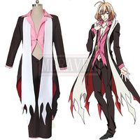 SERVAMP Snowlily Snow Lily Cosplay Costume Halloween Full Set