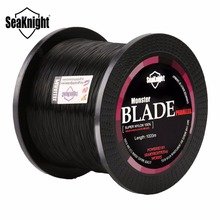 SeaKnight Brand BLADE Series 500M 1000M Nylon Fishing Line Monofilament Japan Material Super Strong Carp Fishing Line 2-35LB