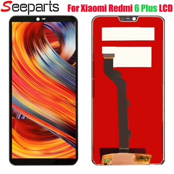 "5.7""LCD Display for Xiaomi redmi 6plus lcd redmi 6 Plus LCD Screen Touch Panel Digitizer Xiaomi redmi 6 plus LCD Display"