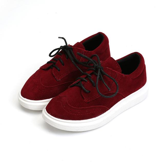 Unisex escola nova chegada shoes para crianças casuais meninos meninas sapatilhas running shoes 3 cores fosco superior shoes crianças a01103