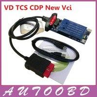 Nieuwe Vci 2015. R3 Keygen/2015. R1 + Gratis activeren cdp zonder Bluetooth VD TCS CDP pro obd2 OBDII OBD-II Auto Auto Scanner CARs/TURCK