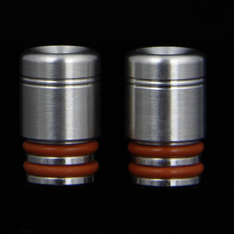 510 Drip Tips Metal Mouthpiece Stainless Steel Drip Tip Electronic Cigarette For 510 Thread Atomizer
