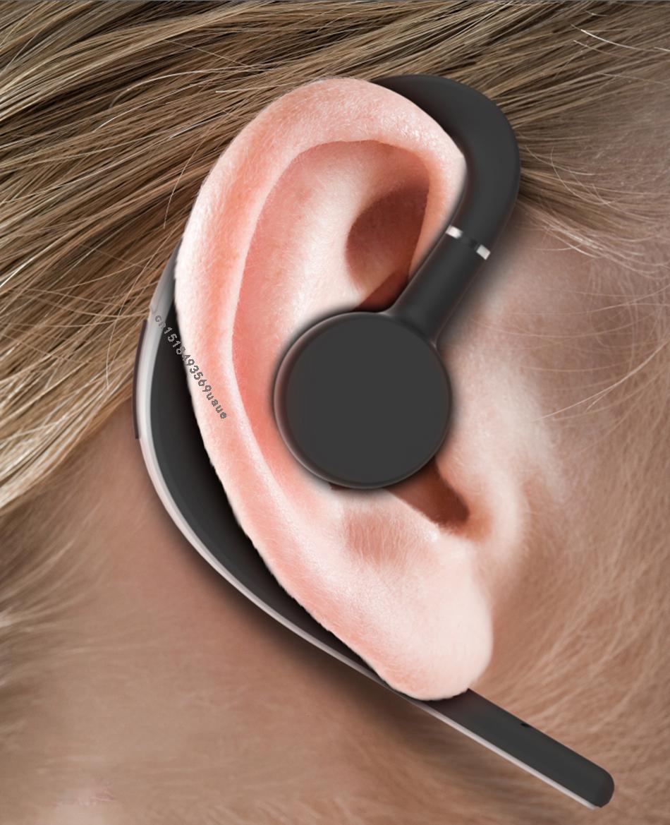 Kulaklık Bluetooth iphone müzik 9