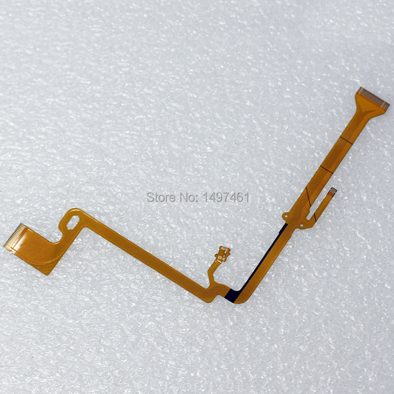 LCD hinge rotate shaft Flex Cable for Panasonic DMC-FZ100 FZ150 FZ200 Digital Camera