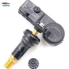YAOPEI Sensor TPMS Tire Pressure Monitor de Sistema Del Coche de Alta Calidad Para Peugeot Para Citroen 9811536380 9673860880 9802003680 433 Mhz