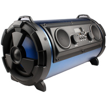 outdoor Portable Wireless bluetooth Speaker Subwoofer With Mic Super Bass Party speaker belly